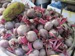 Exotisches Gemüse